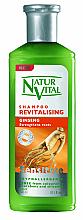 Düfte, Parfümerie und Kosmetik Revitalisierendes Shampoo mit Ginseng - Natur Vital Revitalizing Sensitive Ginseng Shampoo