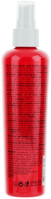 Haarspray für mehr Volumen - CHI Volume Booster — Bild N2