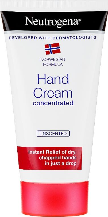 Konzentrierte Handcreme - Neutrogena Norwegian Formula Concentrated Unscented Hand Cream