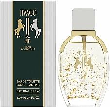 Düfte, Parfümerie und Kosmetik Jivago 24K Pour Homme - Eau de Toilette