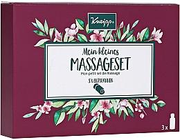 Düfte, Parfümerie und Kosmetik Massageöl-Set - Kneipp Massage Set (Körperöl 3x20 ml)