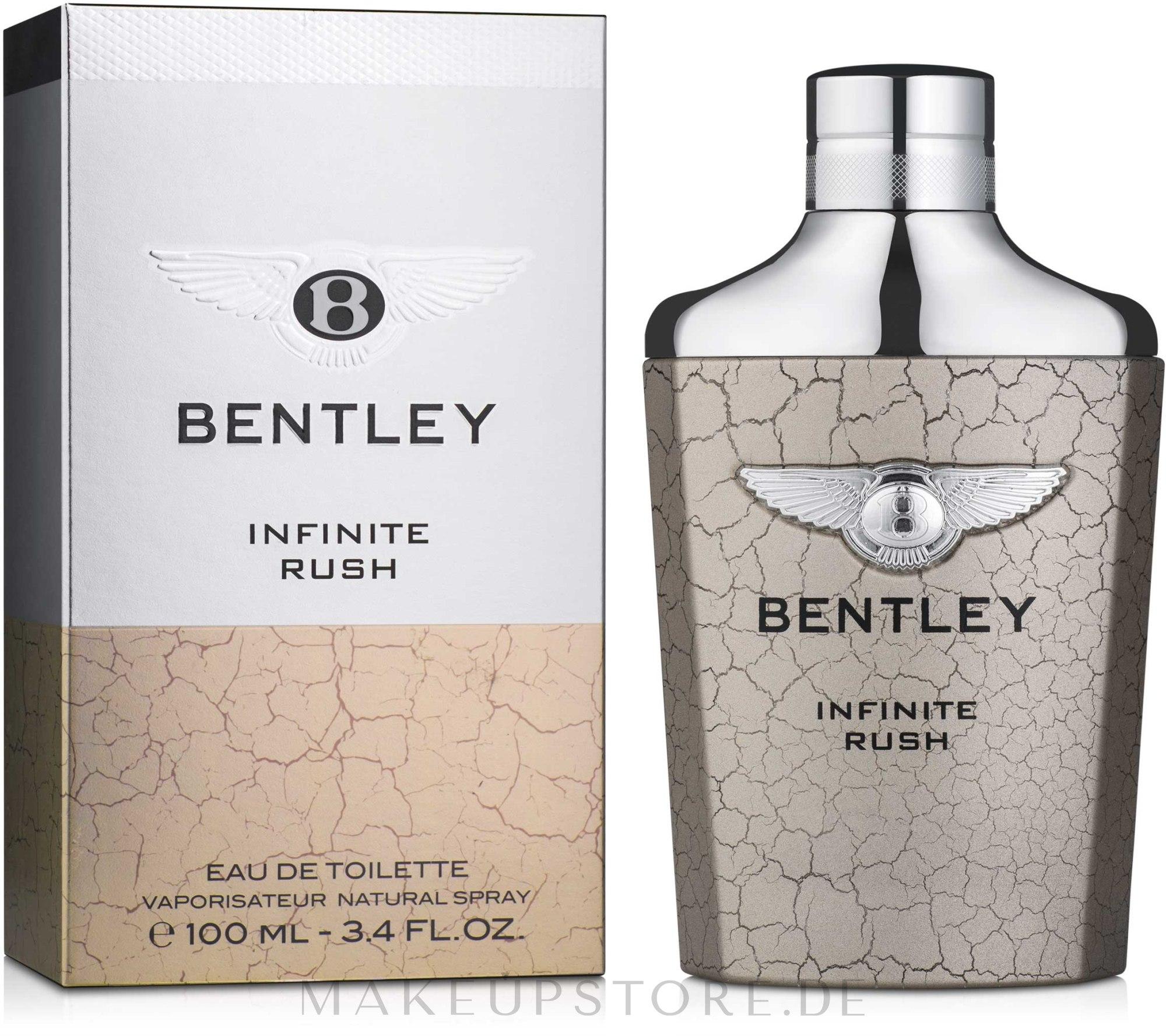 Bentley Infinite Rush - Eau de Toilette  — Bild 100 ml