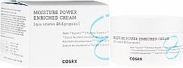 Düfte, Parfümerie und Kosmetik Feuchtigkeitsspendende Gesichtscreme mit Provitamin B5 und Propolis - Cosrx Hydrium Moisture Power Enriched Cream