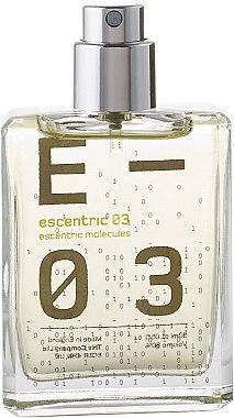 Escentric Molecules Escentric 03 Travel Size - Eau de Toilette — Bild N3