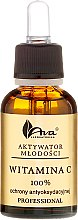 Anti-Aging Gesichtsserum mit Vitamin C und Acerola - Ava Laboratorium Youth Activators Serum — Bild N2