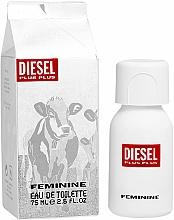Düfte, Parfümerie und Kosmetik Diesel Plus Plus Feminine - Eau de Toilette