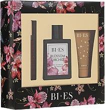 Düfte, Parfümerie und Kosmetik Bi-Es Blossom Orchid - Dudtset (Eau de Parfum/100ml + Duschgel/50ml + Parfum/12ml)