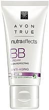 Düfte, Parfümerie und Kosmetik Anti-Aging BB Creme LSF 15 - Avon True Nutra Effects BB Cream Anti-Aging