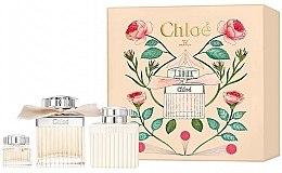 Düfte, Parfümerie und Kosmetik Chloe Eau de Parfum - Duftset (Eau de Parfum 75ml + Körperlotion 100ml + Eau de Parfum (mini) 5ml)