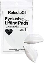 Düfte, Parfümerie und Kosmetik Lifting-Pads für geschwungene Wimpern aus Silikon Größe L - RefectoCil Eyelash Lifting Pads L