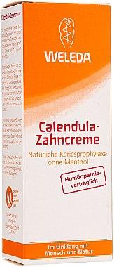 Calendula-Zahncreme - Weleda Calendula-Zahncreme — Bild N1