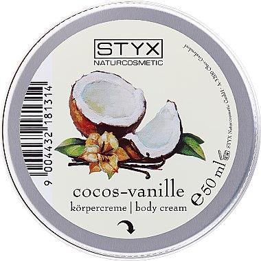 Körpercreme mit Kokos und Vanille - Styx Naturcosmetics Cocos Vanille Body Cream — Bild N1