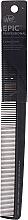 Düfte, Parfümerie und Kosmetik Haarbürste schwarz - Wet Brush Pro Epic Cutting Comb