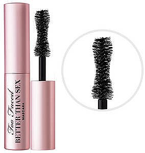 Wimperntusche - Too Faced Better Than Sex Mascara Mini — Bild N1