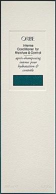 Intensiv feuchtigkeitsspendender Conditioner für widerspenstiges Haar - Oribe Intense Conditioner For Moisture & Control — Bild N3