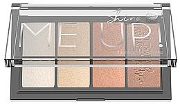 Düfte, Parfümerie und Kosmetik Highlighter-Palette - Bell Shine Me Up! Highlight Palette