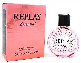Düfte, Parfümerie und Kosmetik Replay Essential for Her - Eau de Toilette
