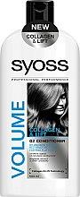 Düfte, Parfümerie und Kosmetik Haarspülung für feines, plattes Haar - Syoss Volume Lift