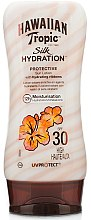 Düfte, Parfümerie und Kosmetik Feuchtigkeitspendende Sonnenschutzlotion SPF 30 - Hawaiian Tropic Silk Hydration Lotion SPF30