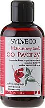Düfte, Parfümerie und Kosmetik Hypoallergenes Gesichtstonikum mit Hibiskusextrakt - Sylveco
