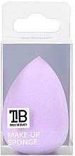 Schminkschwämmchen, lila - Tools For Beauty Raindrop Make-Up Blending Sponge Violet — Bild N2
