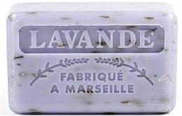 Düfte, Parfümerie und Kosmetik Handgemachte Naturseife Lavande - Foufour Savonnette Marseillaise Lavande