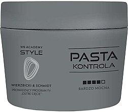 Düfte, Parfümerie und Kosmetik Modellierende Haarpaste Starker Halt - WS Academy Style Spray