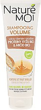 Düfte, Parfümerie und Kosmetik Shampoo für mehr Volumen mit Honig und Reisproteinen - Nature Moi Shampoo