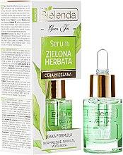 Düfte, Parfümerie und Kosmetik Universelles Gesichtsserum mit grünem Tee - Bielenda Green Tea Face Serum