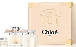 Düfte, Parfümerie und Kosmetik Chloe Signature - Kosmetikset (Eau de Parfum/75ml + Körperlotion/100ml + Mini/5ml)