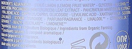 Außergewöhnliches Bio-Liliewasser für Gesicht - Melvita Face Care Extraordinary Water — Bild N3