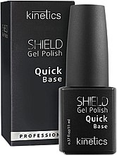 Düfte, Parfümerie und Kosmetik Gelnägel Unterlack - Kinetics Shield Gel Polish Quick Base