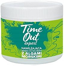 Düfte, Parfümerie und Kosmetik Feuchtigkeitsspendende Haarmaske Seetang - Time Out