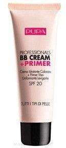 Feuchtigkeitsspendende BB Creme + Primer - Pupa Professionals BB Cream+Primer — Bild 002 - Sand