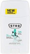 Düfte, Parfümerie und Kosmetik Deostick Antitranspirant - STR8 All Sport Deodorant Stick