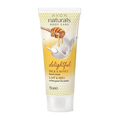 """Handcreme """"Honig & Milch"""" - Avon Naturals Hand Cream — Bild N1"""