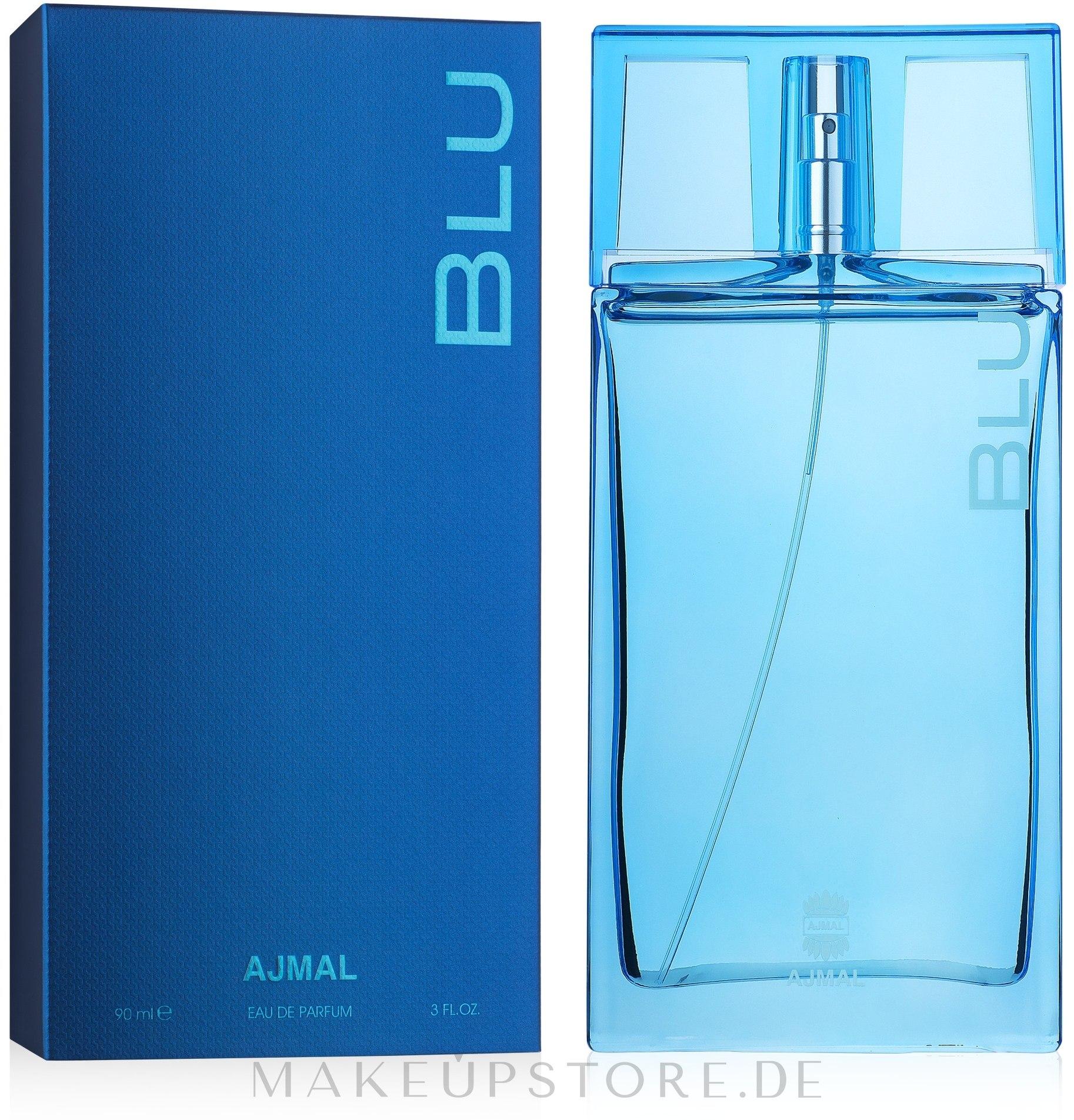 Ajmal Blu - Eau de Parfum — Bild 90 ml