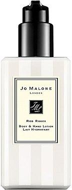 Jo Malone Red Roses - Hand- und Körperlotion mit roten Rosen — Bild N1