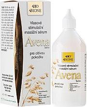 Düfte, Parfümerie und Kosmetik Massageserum für die Kopfhaut - Bione Cosmetics Avena Sativa Hair Massage Stimulating Serum