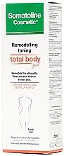 Düfte, Parfümerie und Kosmetik Tonisierendes Körpergel - Somatoline Cosmetic Remodelling & Toning Total Body Gel