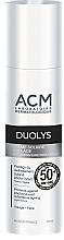 Düfte, Parfümerie und Kosmetik Anti-Aging Sonnenschutzcreme für das Gesicht SPF 50+ - ACM Laboratoire Duolys Anti-Aging Sunscreen Cream SPF 50+