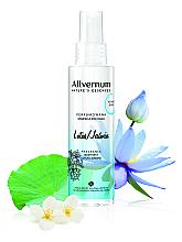 Düfte, Parfümerie und Kosmetik Parfümiertes Körperspray mit Lotosblume und Jasmin - Allvernum Nature's Essences Body Mist