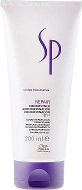 Regenerierende Haarspülung für geschädigtes, geschwächtes und sprödes Haar - Wella Professionals Wella SP Repair Conditioner — Bild N1