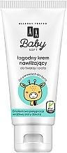 Düfte, Parfümerie und Kosmetik Feuchtigkeitsspendende Babycreme für Gesicht und Körper - AA Baby Soft