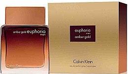 Düfte, Parfümerie und Kosmetik Calvin Klein Euphoria Amber Gold Men - Eau de Parfum