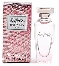 Düfte, Parfümerie und Kosmetik Balmain Extatic - Eau de Toilette (Mini)