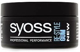 Düfte, Parfümerie und Kosmetik Styling Haar Gum - Syoss Re-Style Gum