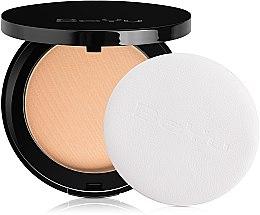 Düfte, Parfümerie und Kosmetik Mattierendes kompaktes 2in1 Puder Make-Up - BeYu Compact Powder Foundation