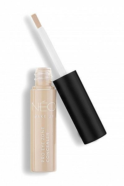 Concealer für die Augenpartie - NEO Make Up Pro Eye Zone Concealer — Bild N1
