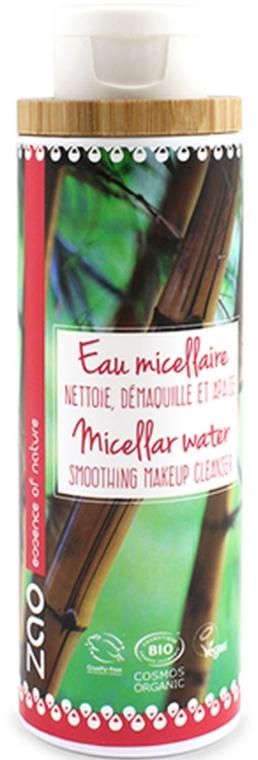 Mizellenwasser zum Abschminken - Zao Micellar Water — Bild N1
